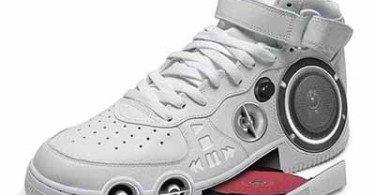 CD Player Shoe