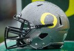 Oregon Feootball Helmet