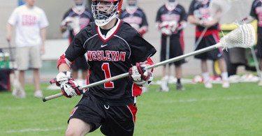 Spike Malangone Wesleyan Lacrosse MLL Draft