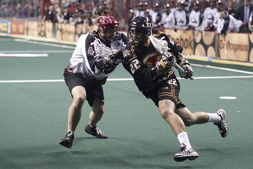 Ryan Powell NLL lacrosse lax Boston Blazers