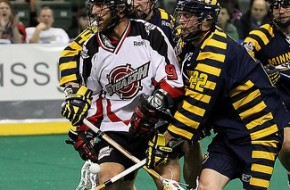 Rabil Minnesota Swarm Washington Stealth NLL lax lacrosse