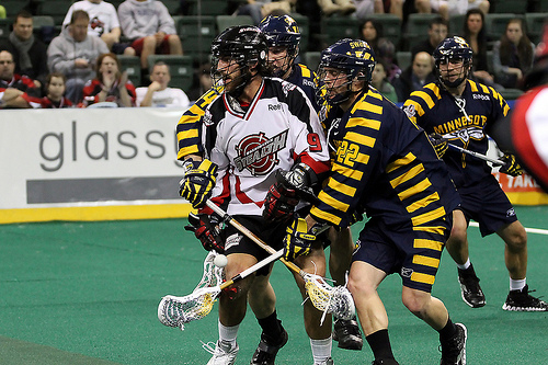 Rabil Minnesota Swarm Washington Stealth NLL lax lacrosse