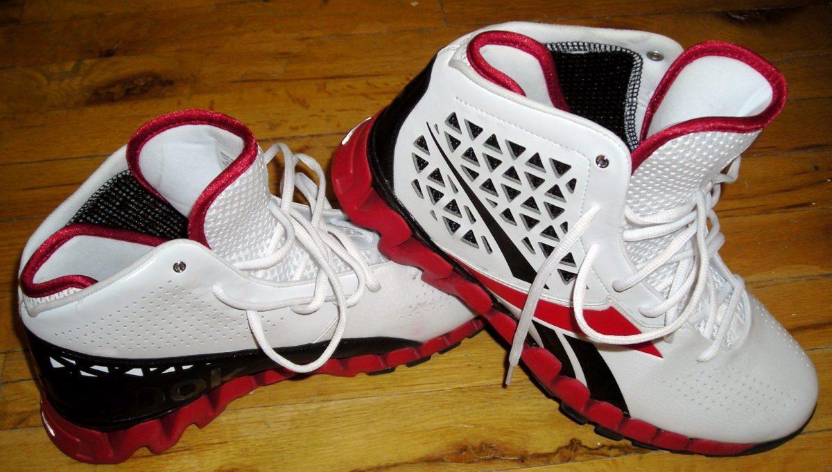 Reebok Zig Basketball sneakers kicks shoes zigtech Reebok Lacrosse NLL