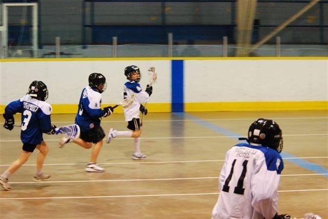 youth kids box lacrosse lax boxla
