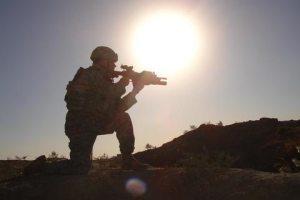 Jesse in Iraq