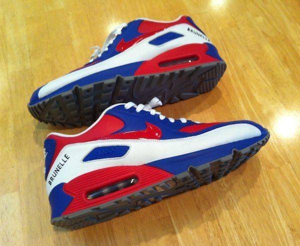 Lax All Stars Nike Air Max 90