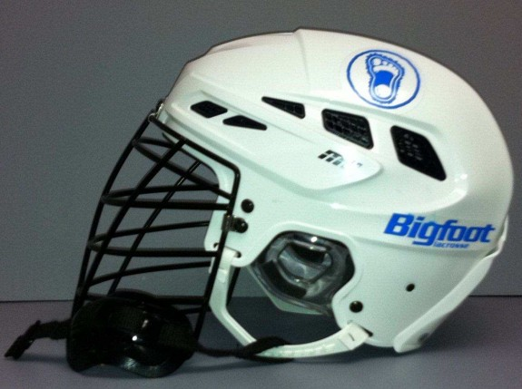 M11 box lacrosse Cascade Sports hockey helmet
