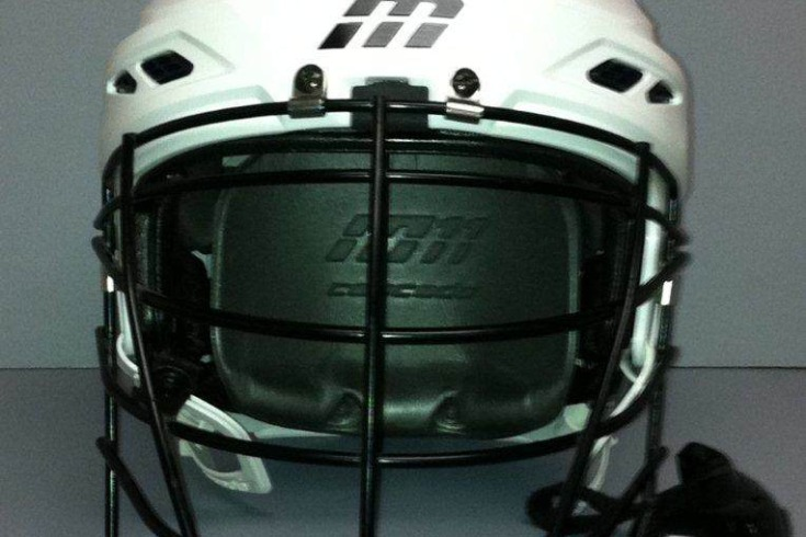 M11 box lacrosse Cascade Sports hockey helmet