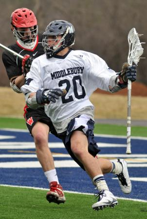 Middlebury College mens lacrosse