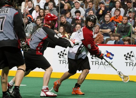 NLL_AllStar 2010 Steenhuis Lacrosse lax