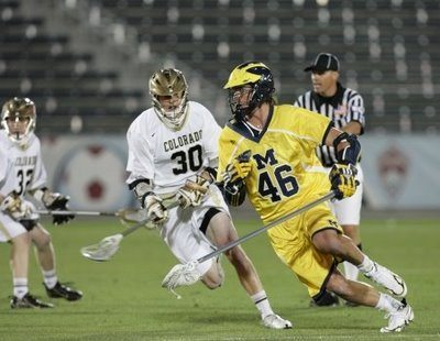 Peto vs colorado Michigan lacrosse laz