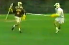 Salisbury Lacrosse 1989 Nazareth Lax