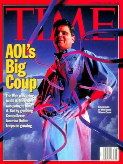 Case AOL Time