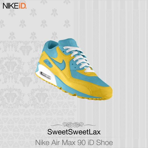Sweet Sweet Lax Nike Air Max 90 Shoe