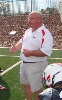 Mesa State coach a-j-stevens