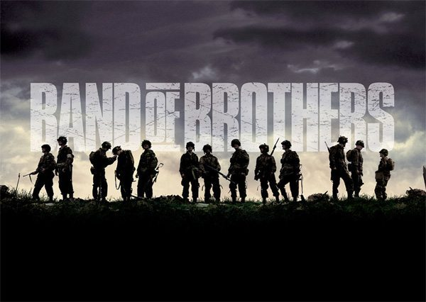 Band of Brothers HBO logo