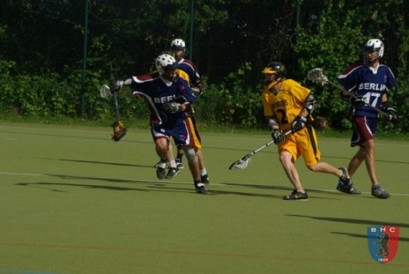 berlin germany BHC BLAX lacrosse lax german