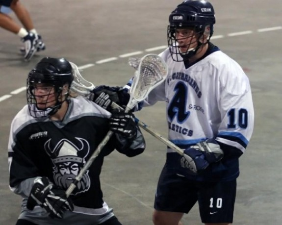 joel mccready nll box lacrosse 2
