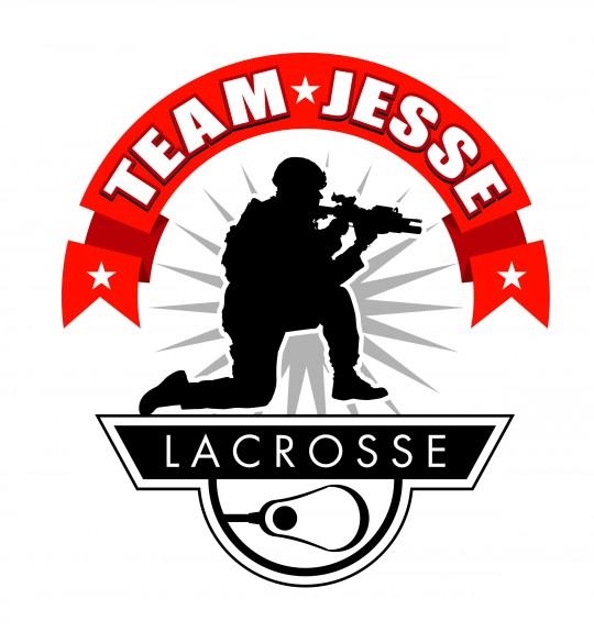 team jesse logo lacrosse