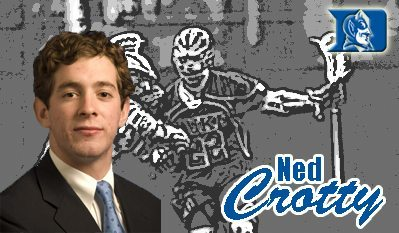 Ned Crotty Duke University Lacrosse