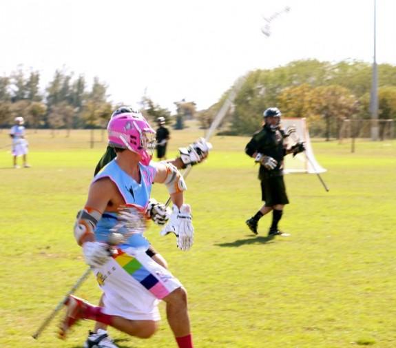 Salt Shakerz LC Stickhead Pro Athletics Lacrosse lax Miami