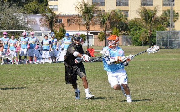Salt Shakerz LC Stickhead Pro Athletics Lacrosse lax Miami
