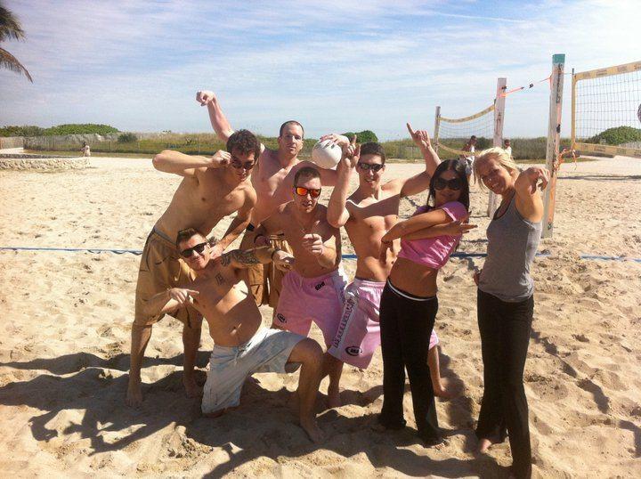 Salt Shakerz LC beach Miami
