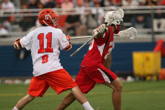 Joel White Lacrosse Syracuse Maryland lax