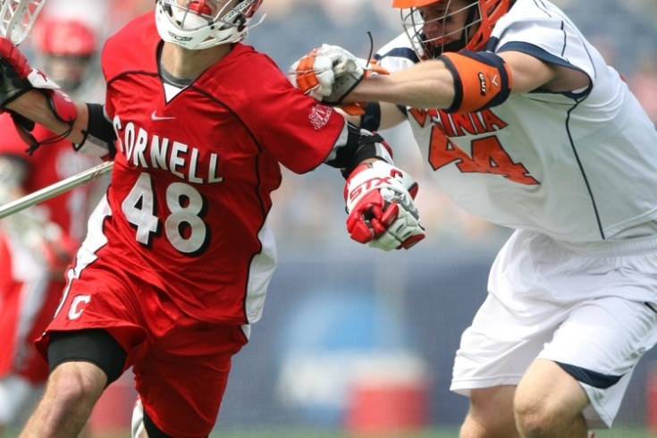 COrnell Virginia lacrosse college lax NCAA Lang Timms