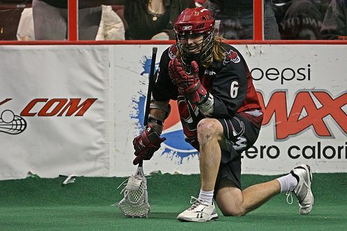 Brian Langtry NLL Colorado Mammoth lacrosse