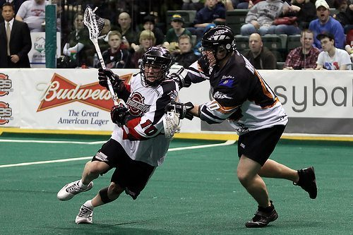 Washington Edmonton NLL Lacrosse lax