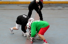 Ulax NYC box lacrosse Boniello lax