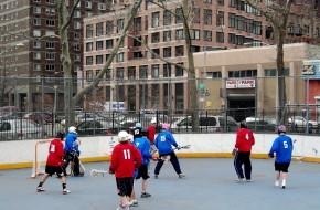 Ulax Semifinals NYC box lacrosse boxla lax LaxAllStars.com