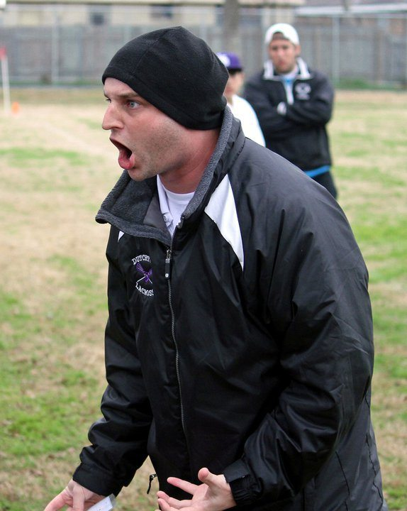 Knox Hutchinson Dutchtown Lacrosse Coach