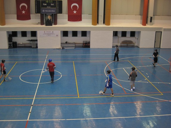 TURKISH LACROSSE