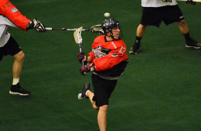 NLL All Star Game 2011 Garret Billings