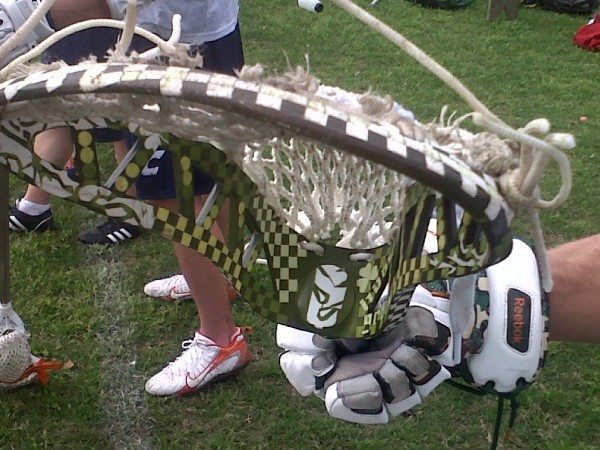 New Orleans Lacrosse Tournament 2011 Dye Job