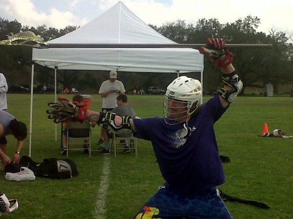New Orleans Mardi Gras Lacrosse Tournament