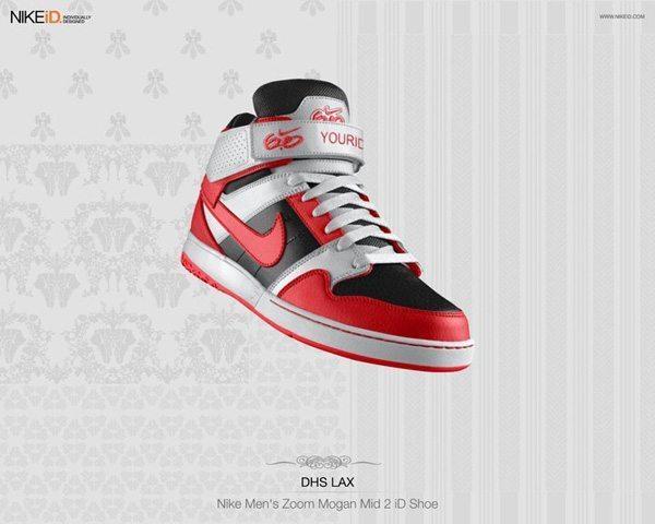 Nike ID Sneaker Lacrosse contest