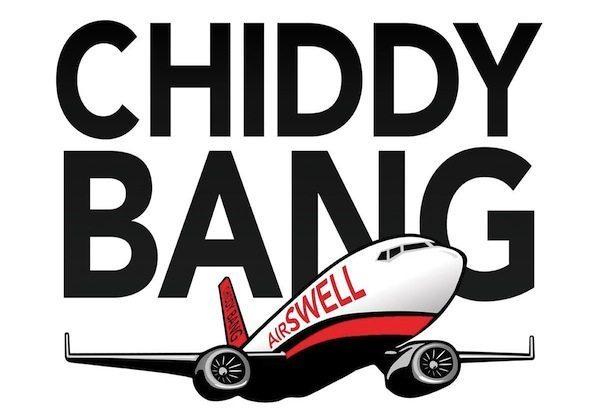 Air Swell Chiddy Bang music monday