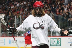 connor martin playing box lacrosse NLL colorado mammoth