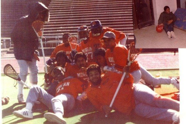 Morgan State Lacrosse 1981 lax Baltimore
