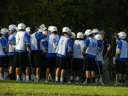 Mercyhurst North East-lacrosse-team