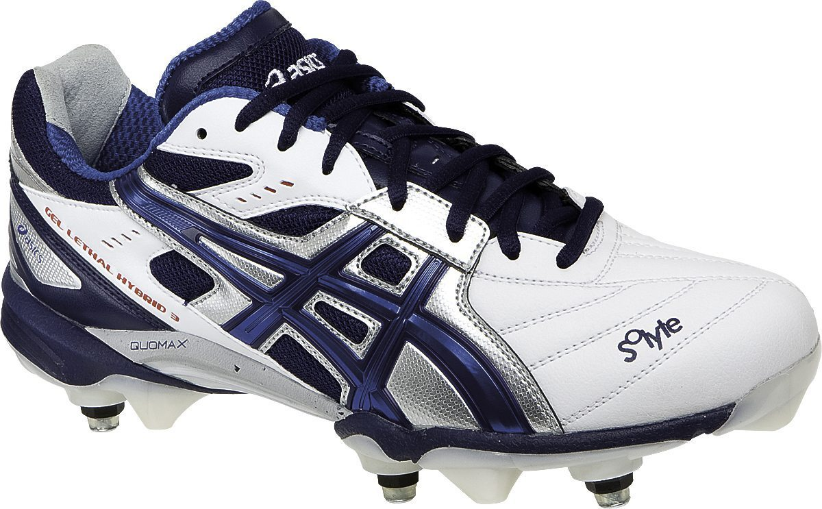 Asics GEL Lethal Hybrid cleat lacrosse