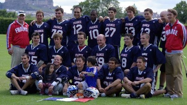 slection nationale - 2009 france lacrosse lax