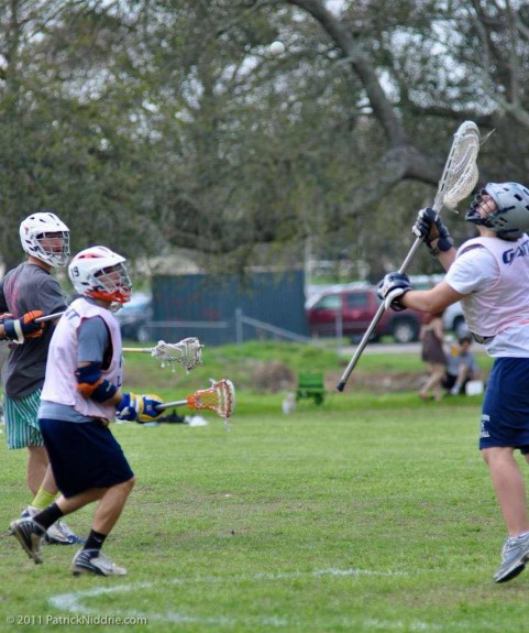 Patrick Niddrie Mardi Gras Lacrosse Tournament Photos
