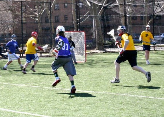 ULAX NYC Playoffs lacrosse lax