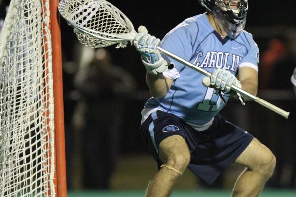 Chris Madalon UNC Lacrosse goalie lax