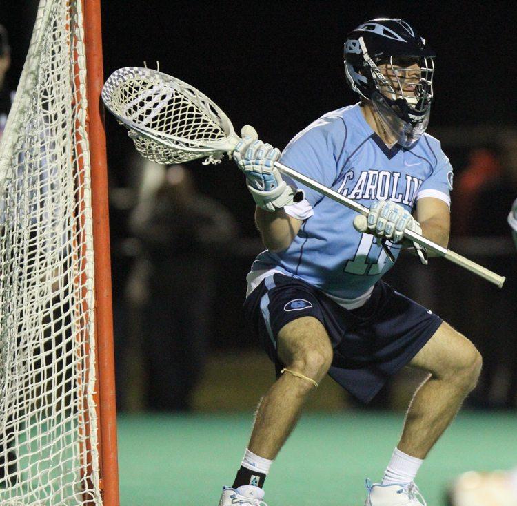 Chris Madalon UNC Lacrosse goalie lax