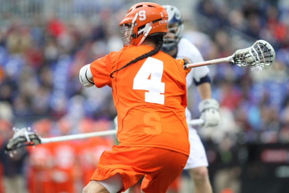 Jeremy Thompson Syracuse lacrosse lax